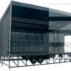 Mobile Bühnen -Bühnenbau