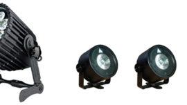 Astera AX3 Lightdrop & AX10 SpotMax