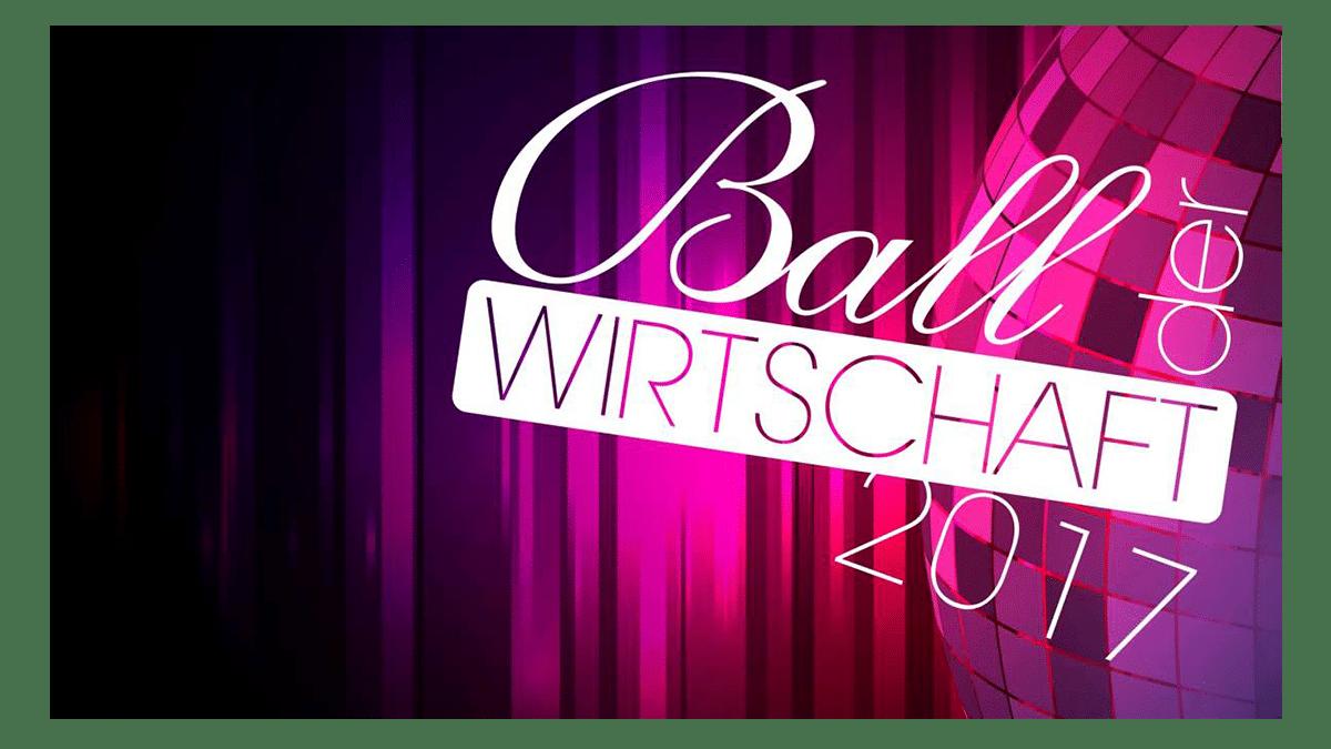 Ball der Wirtschaft 2017 in Freiburg