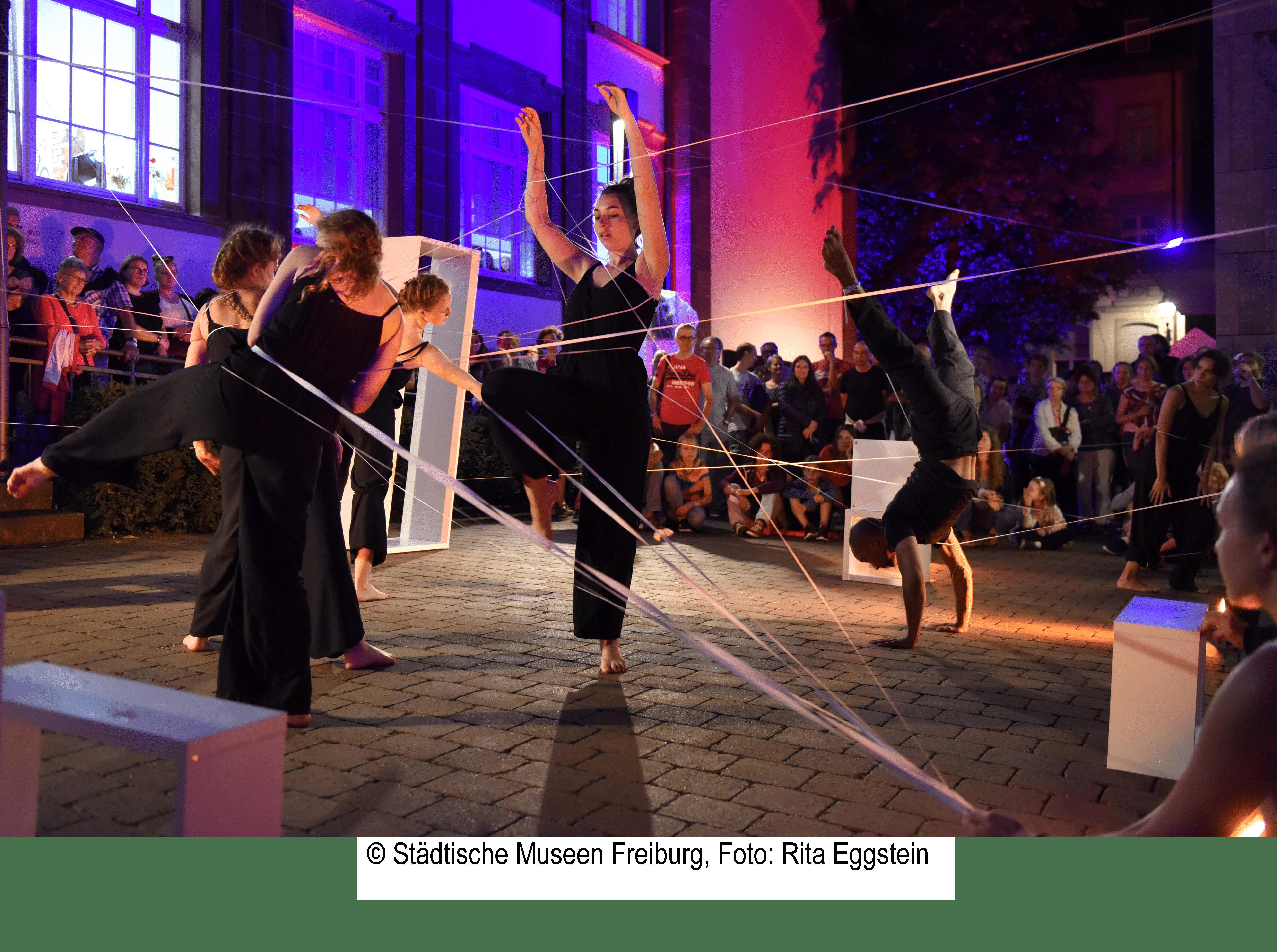 Museumsnacht 2018 Tecstage, Museum für neue Kunst