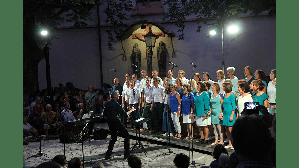 Chornacht 2018 - Rathausplatz Tecstage