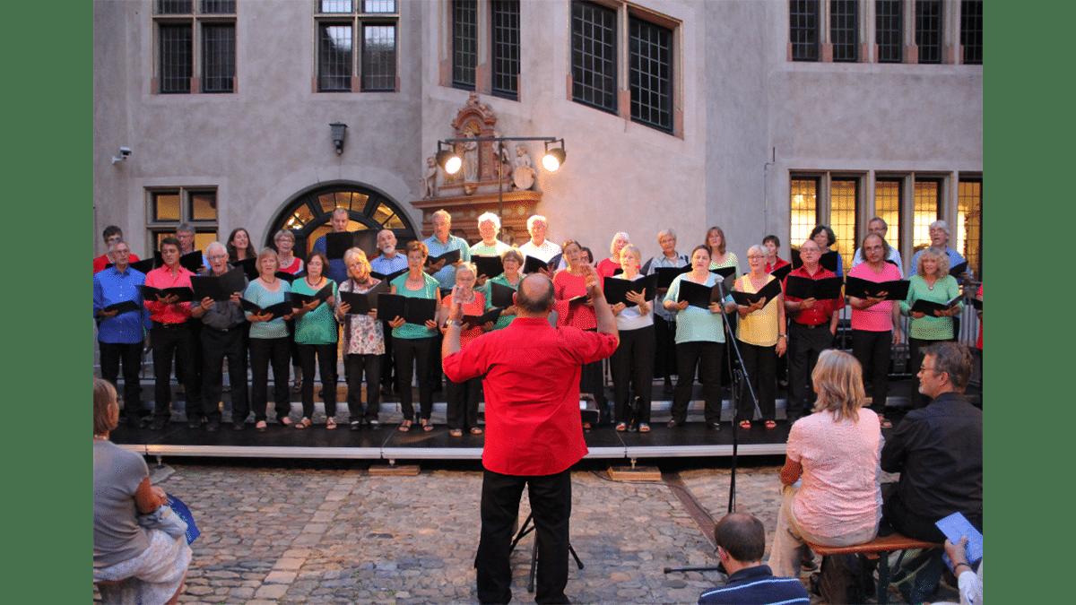 Chornacht 2018 - schwarzes Kloster Tecstage
